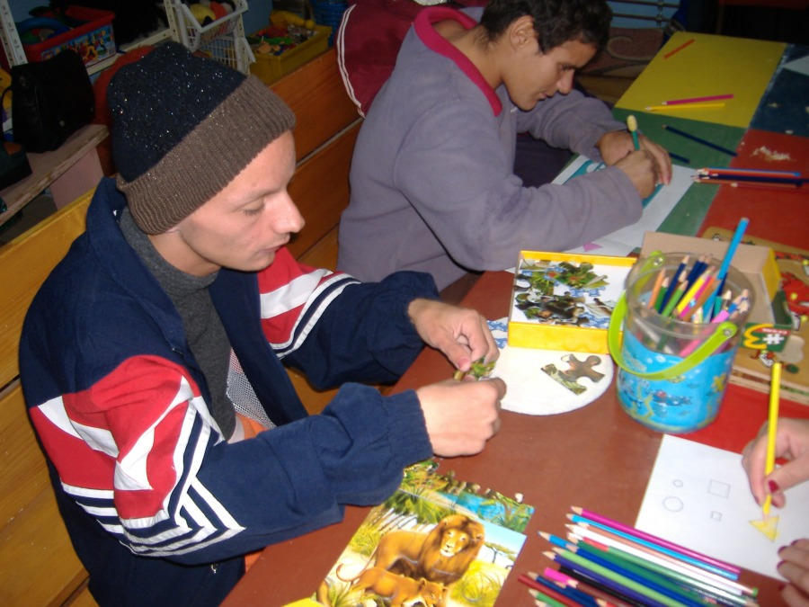 Developing concentration skills
